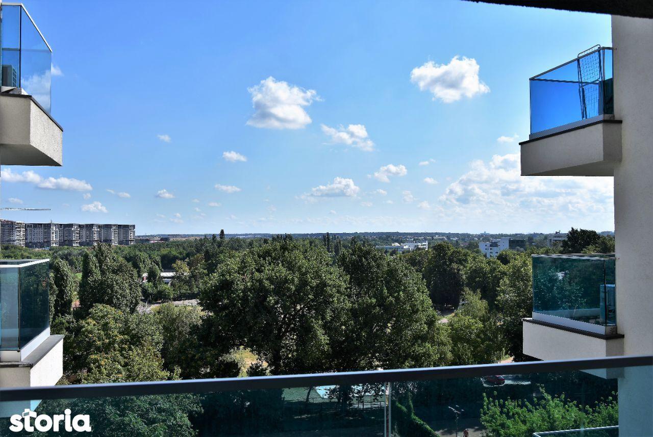 Apartament 3 camere Floreasca Residence, premium, comision 0%