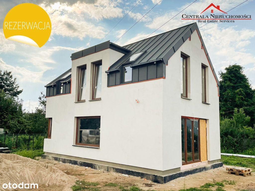 Dom na sprzedaż - Toruń - 82,34 m2
