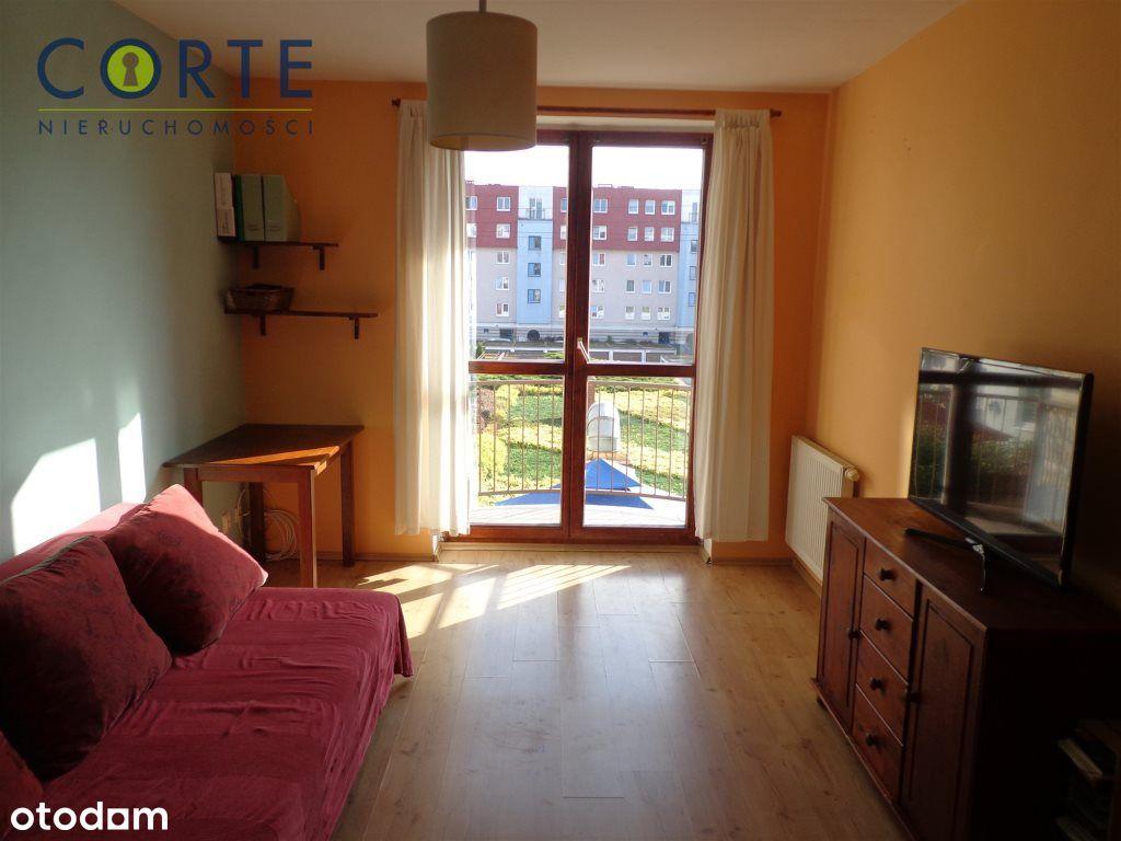 Mieszkanie, 46 m², Wrocław