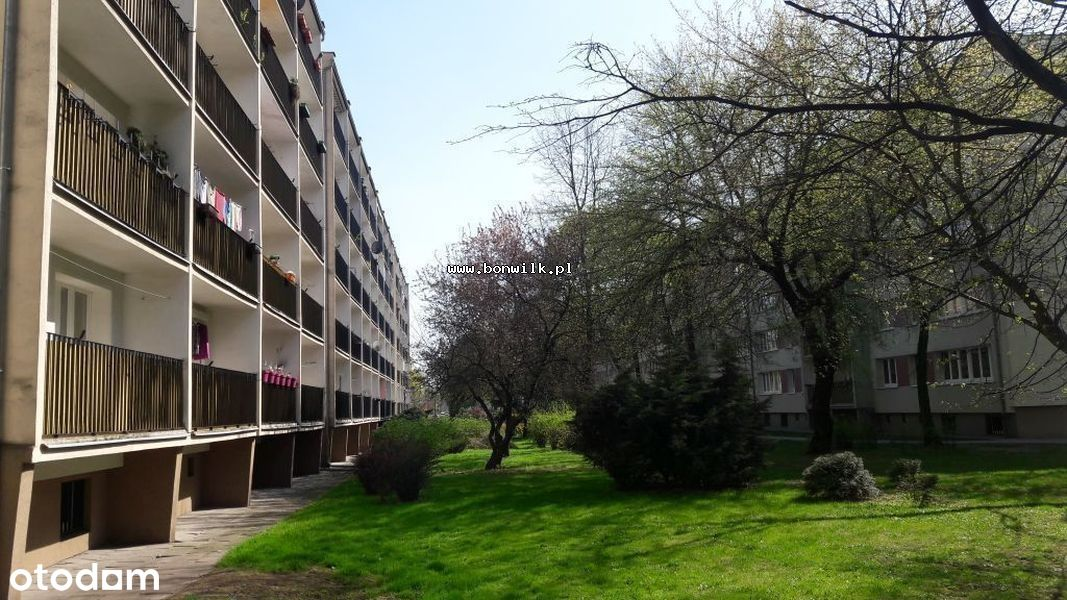 Mieszkanie, 48 m², Poznań
