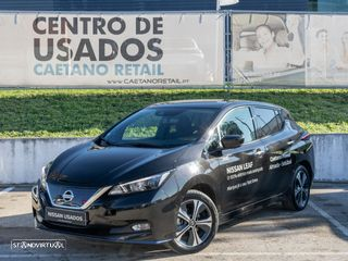 Nissan Leaf 5p 62 kWh e+ N-Connecta