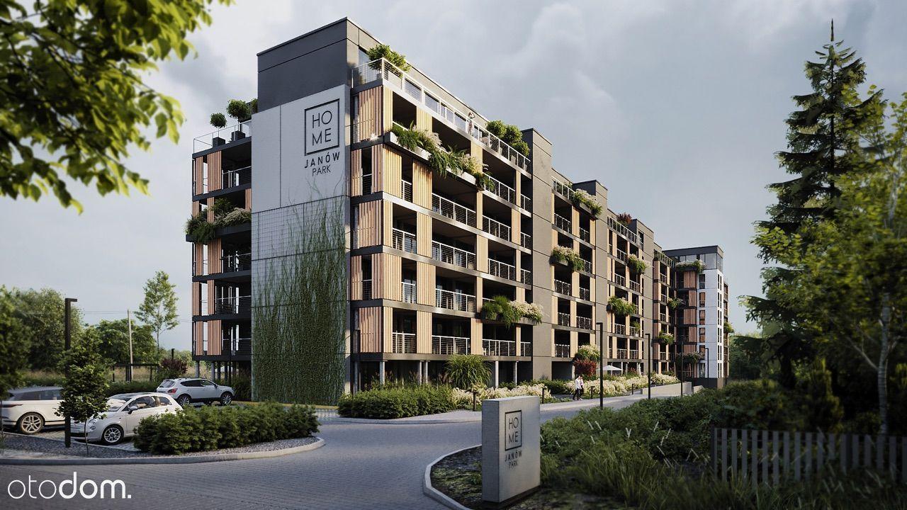 nowoczesny 3-pokojowy apartament z dużym tarasem