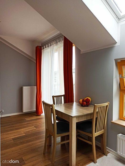 3 pokojowe mieszkanie z antresolą na Warszewie