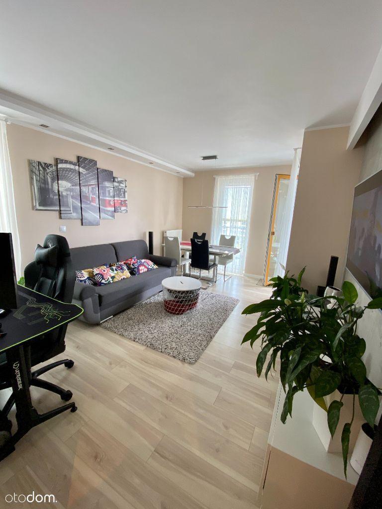 Mieszkanie 59,8m2, 3 pokoje, Koralowa