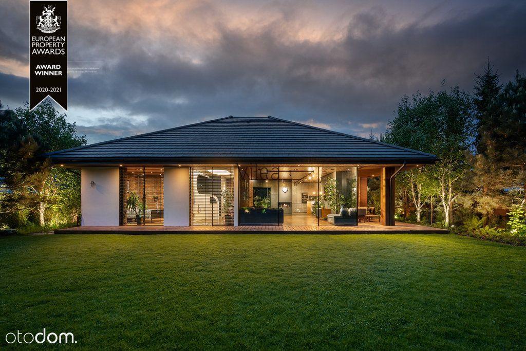 """Niespotykany Architektonicznie Dom """"Smart"""""""