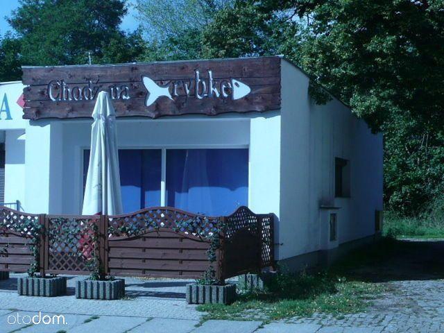 pawilon usługowy murowany na sprzedaż