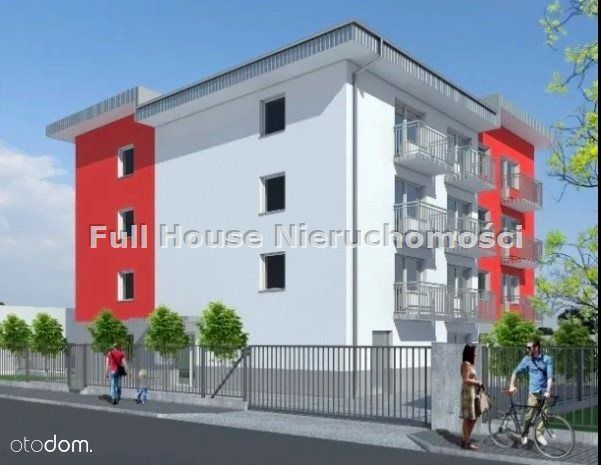 Mieszkanie deweloperskie 31,74 m2 Spadzista 3 Etap