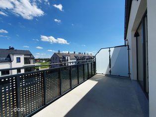 3 pokoje z aneksem + duży balkon + kom.lok.