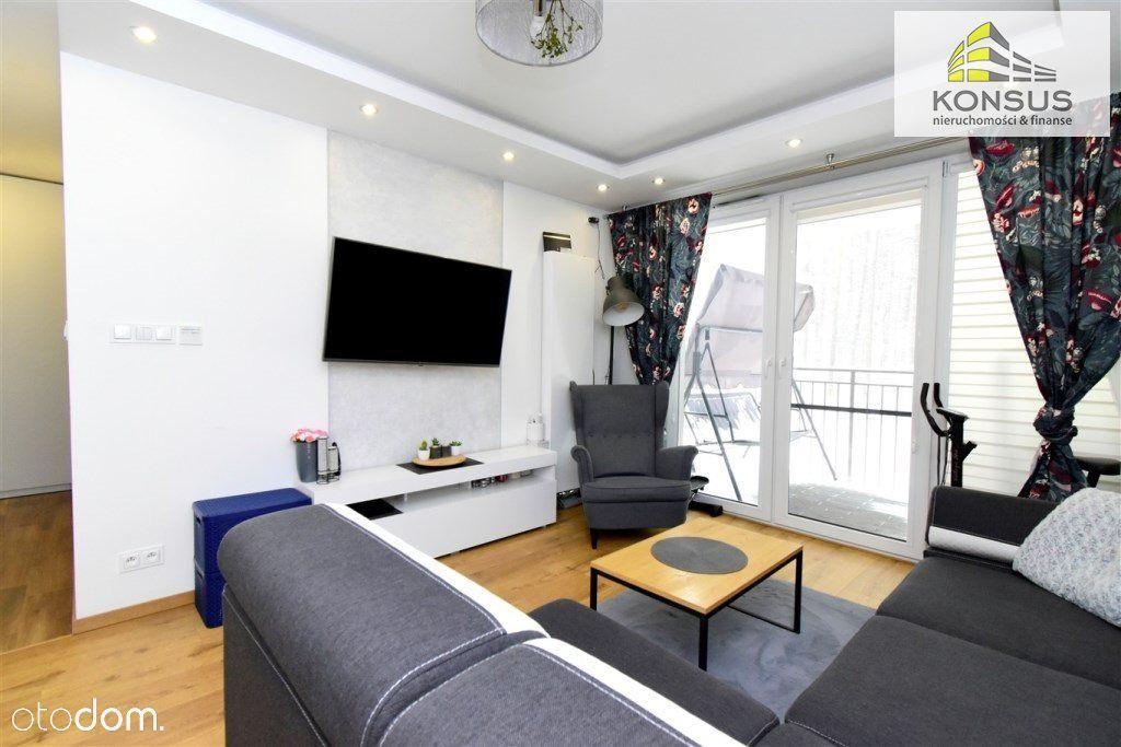 Mieszkanie, 48,70 m², Cedzyna
