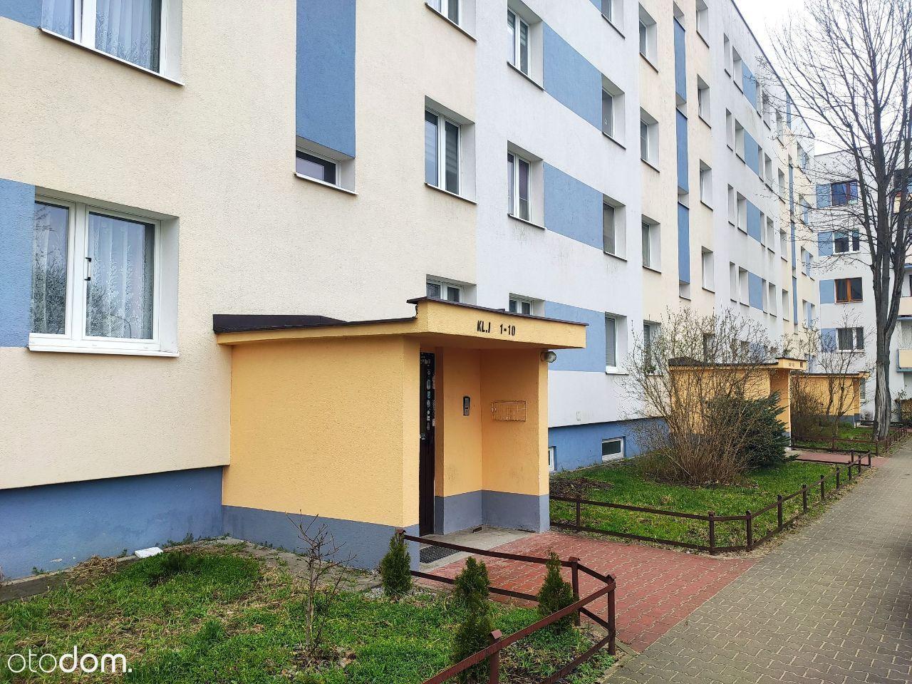 3 Pokoje, balkon, łazienka+WC, pierwszy właściciel
