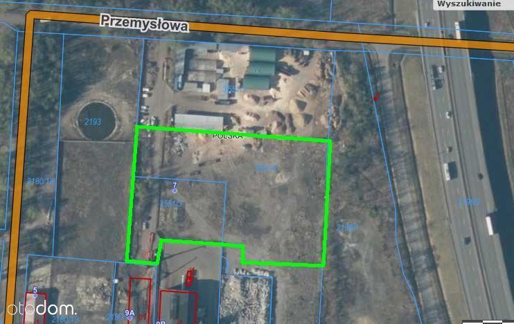 Sprzedam działke inwestycyjną w Knurowie 1,38 ha