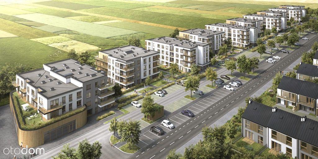 Projekt Polne Kwiaty - mieszkania w Porosłach
