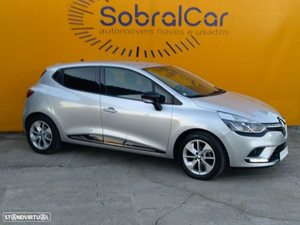 Renault Clio 0.9 TCE Limited - 2