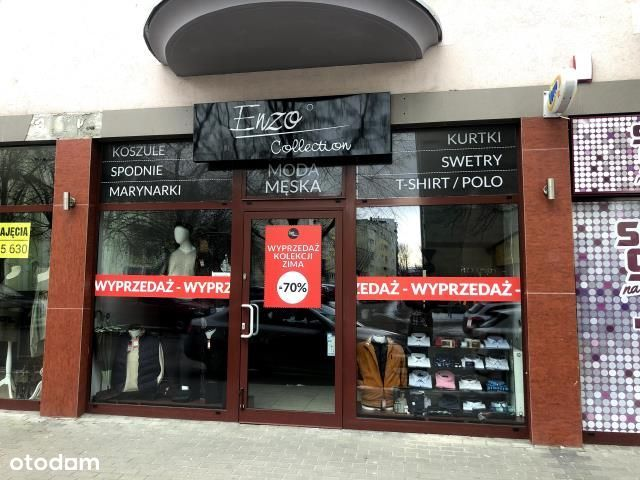 Lokal użytkowy na wynajem w centrum Kołobrzegu