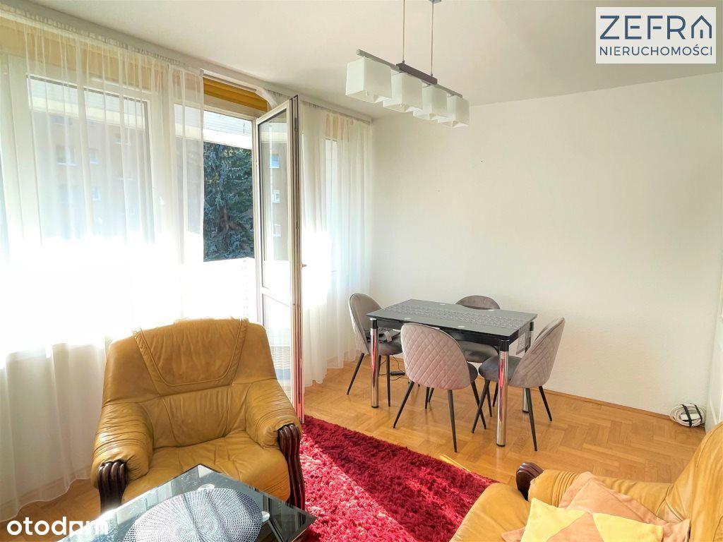 Słoneczne 3 pokoje+kuchnia*Balkon*Prokocim