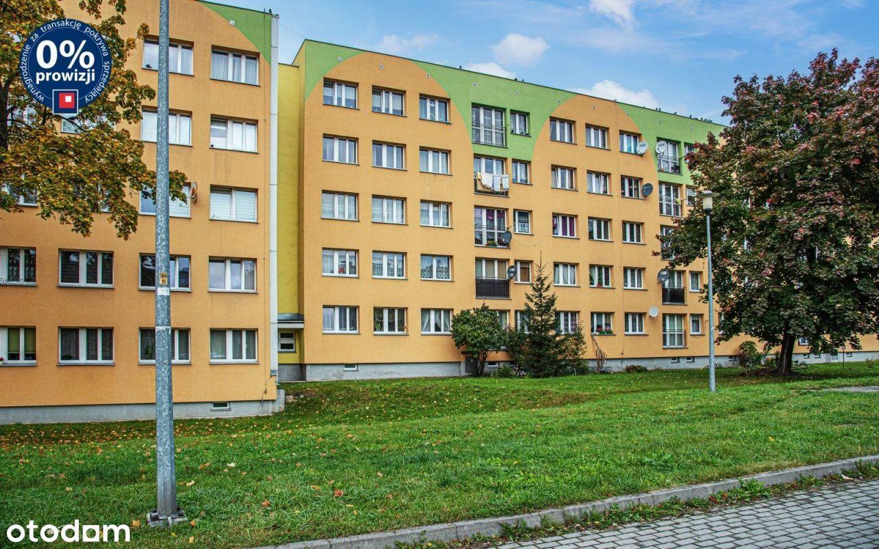 Mieszkanie 3 pokojowe z ogrzewaniem miejskim.
