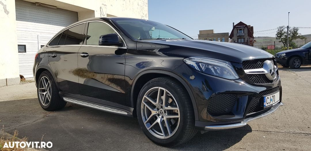 Mercedes-Benz GLE Coupe 350 - 22