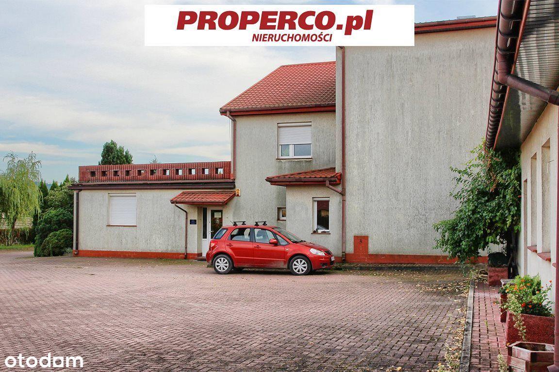 Hala z budynkami 1247m2, Kielce