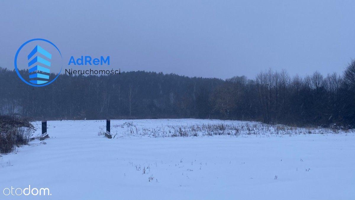 ---Piękny teren w Powsinie przy Lesie Kabackim---