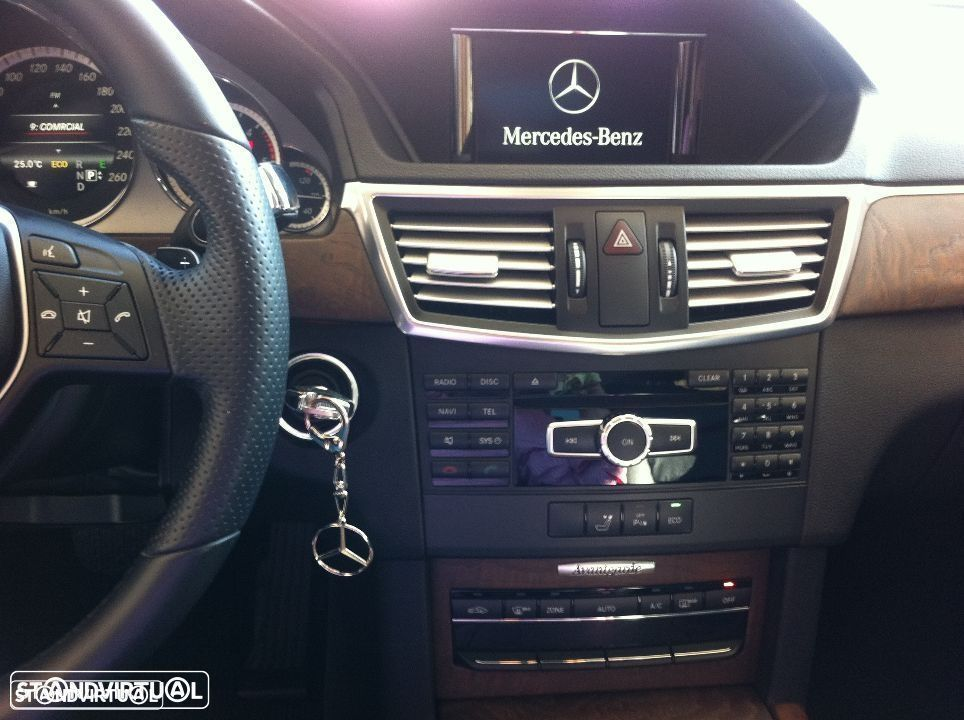 Mercedes-Benz E 250 CDi Avantgarde BE Auto. - 19