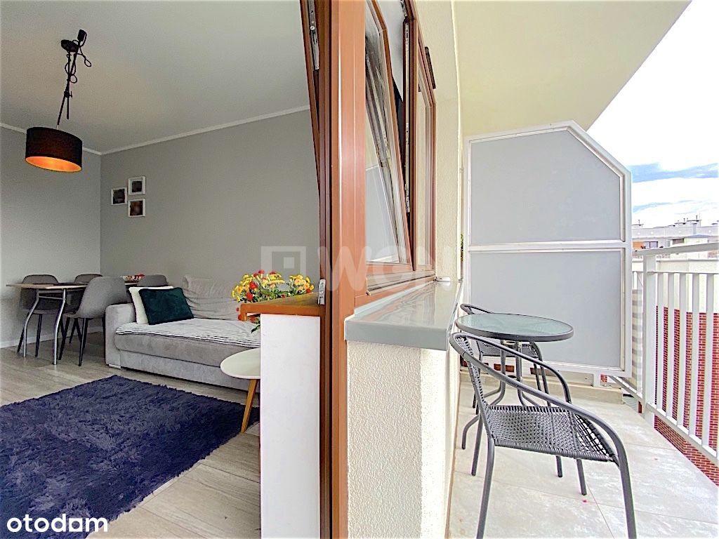 Mieszkanie, 40 m², Szczecin