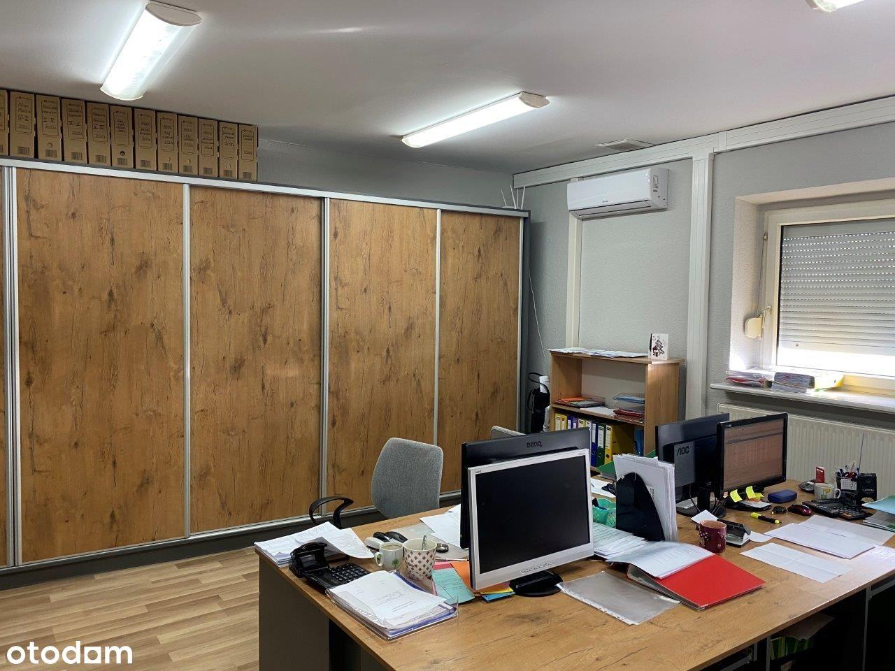 Krapkowice – lokal usługowo-handlowy o pow. 28,03