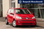 Volkswagen up! pakiet Zimowy, Composition Phone,