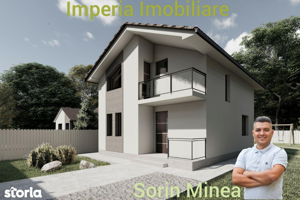 Vila Complex nou Homsia Residence Cârcea comision 0%