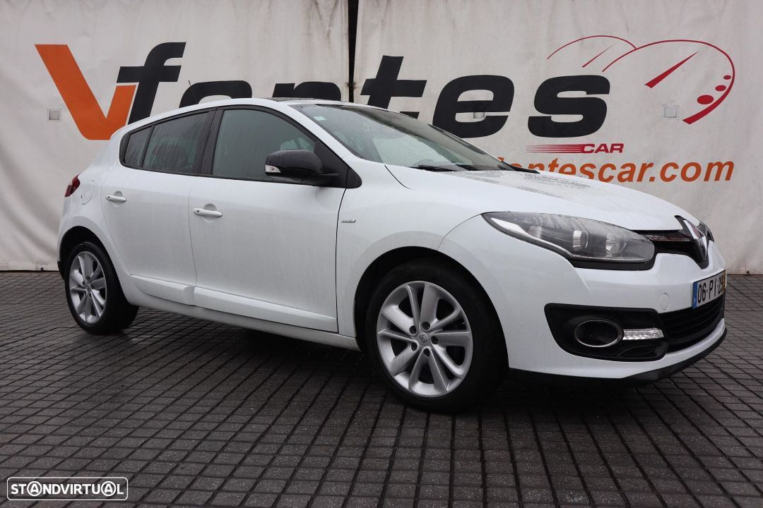 Renault Mégane 1.5 dCi Limited SS - 14
