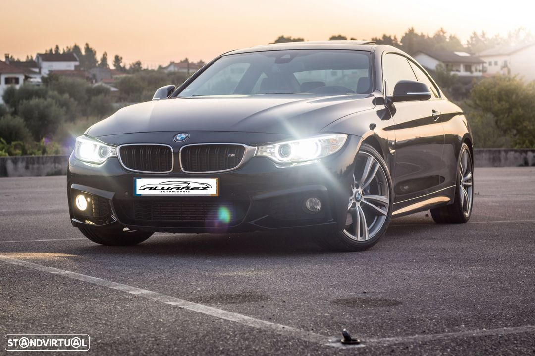 BMW 420 d PACK M Performance 2016 - 30