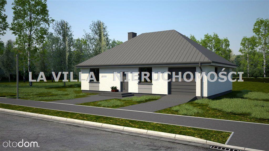 Dom, 116,03 m², Nowa Wieś