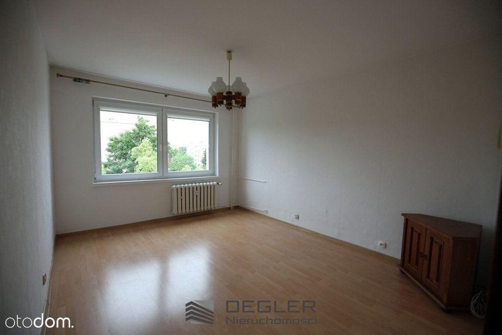 3 - pokojowe mieszkanie na os. Zacisze 48m2