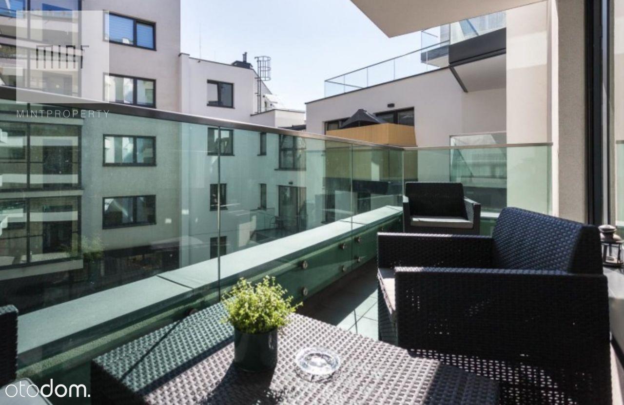 Grzegórzki 3pok.z balkonem w nowym apartamentowcu