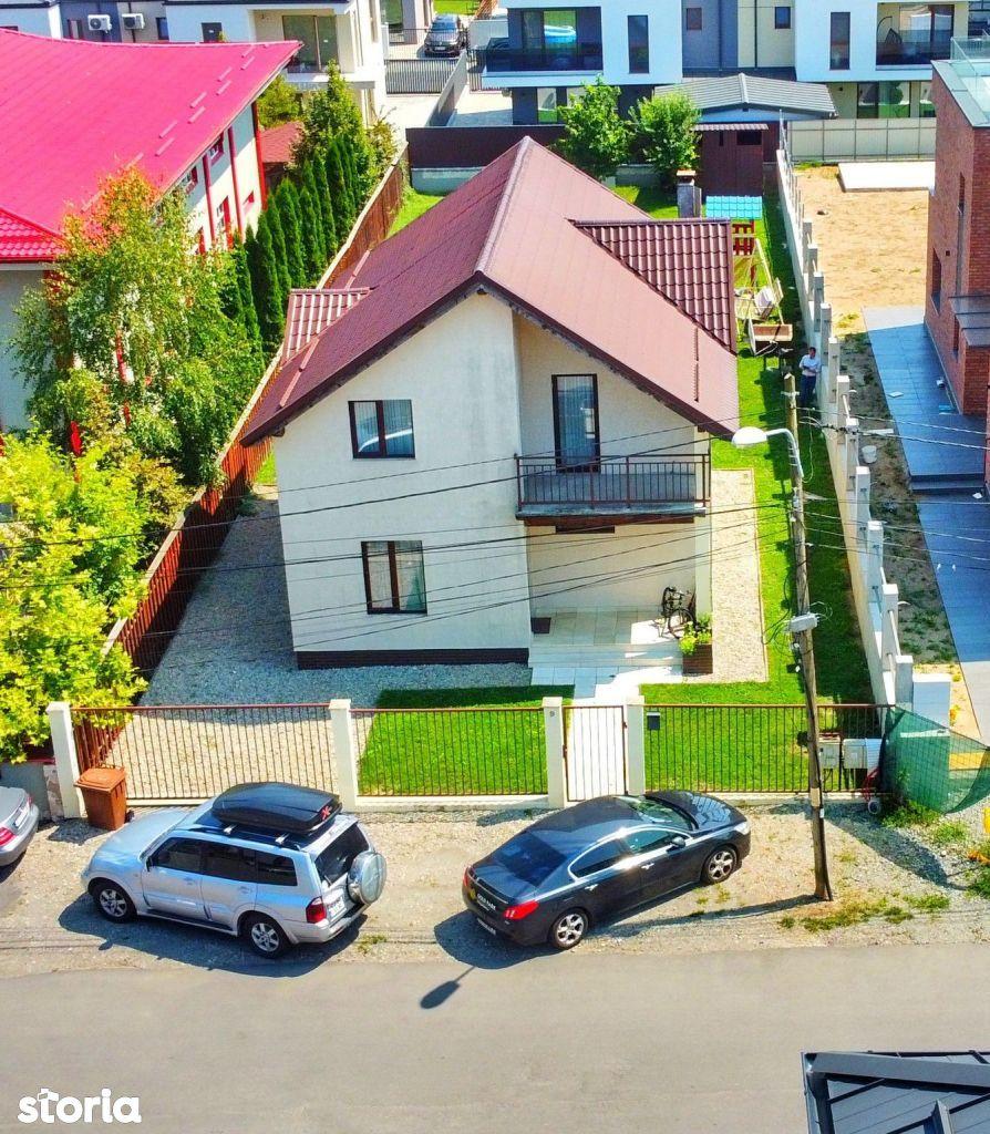 Spatiu de Birouri - Casa Individuala - Zona Borhanci - Curte 600 mp