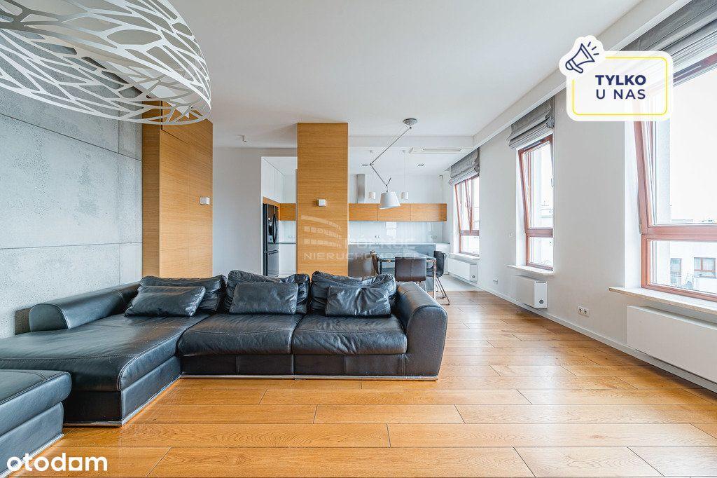 3 pok. 96 m2, 2 łazienki, taras i balkon, 4x garaż