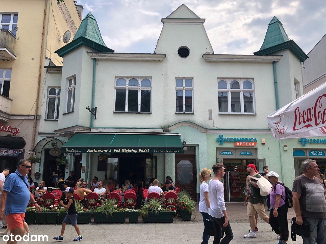 Sopot, Monte Cassino 44 kamienicę sprzedam