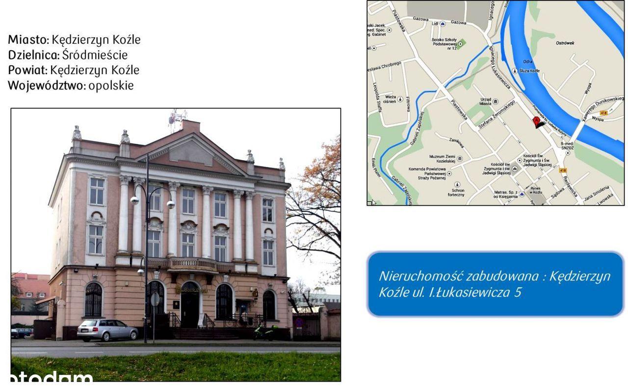 Kędzierzyn- Koźle nieruchomość zabudowana
