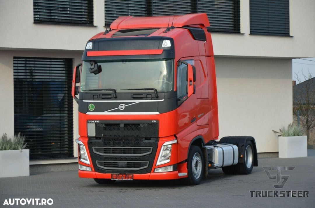 Volvo FH460, 01/2016, Euro 6, MEGA, ACC, Full Options, Istoric Complet - 12