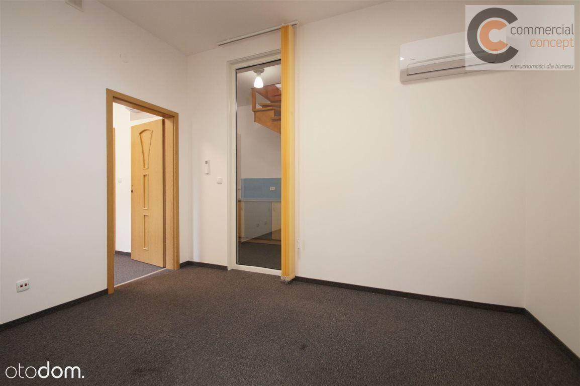 Biuro w ok. Kładki Bernatka z widokiem na Wisłę