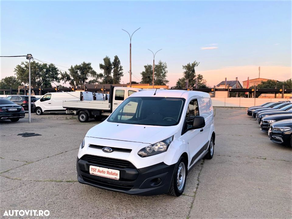 Ford TRANSIT CONECT - IMPORT GERMANIA - 4