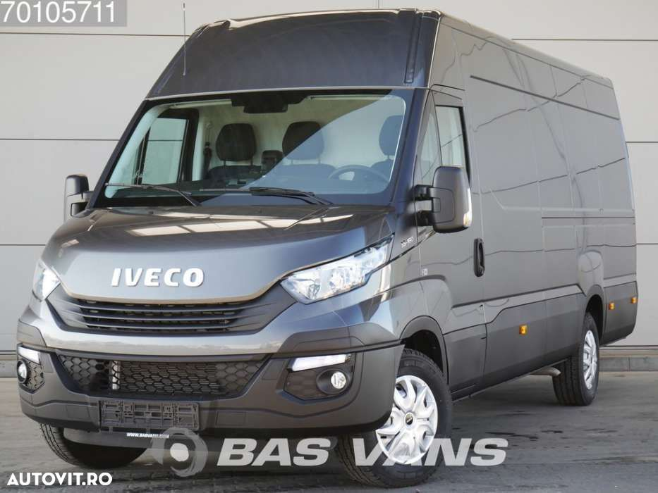 Iveco Daily 35S16 Airco Cruise control 3 Zits Nieuw L3H2 16m3 A... - 1