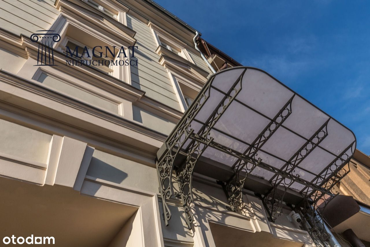 Kazimierz gastronomia front parter witryny ogródek