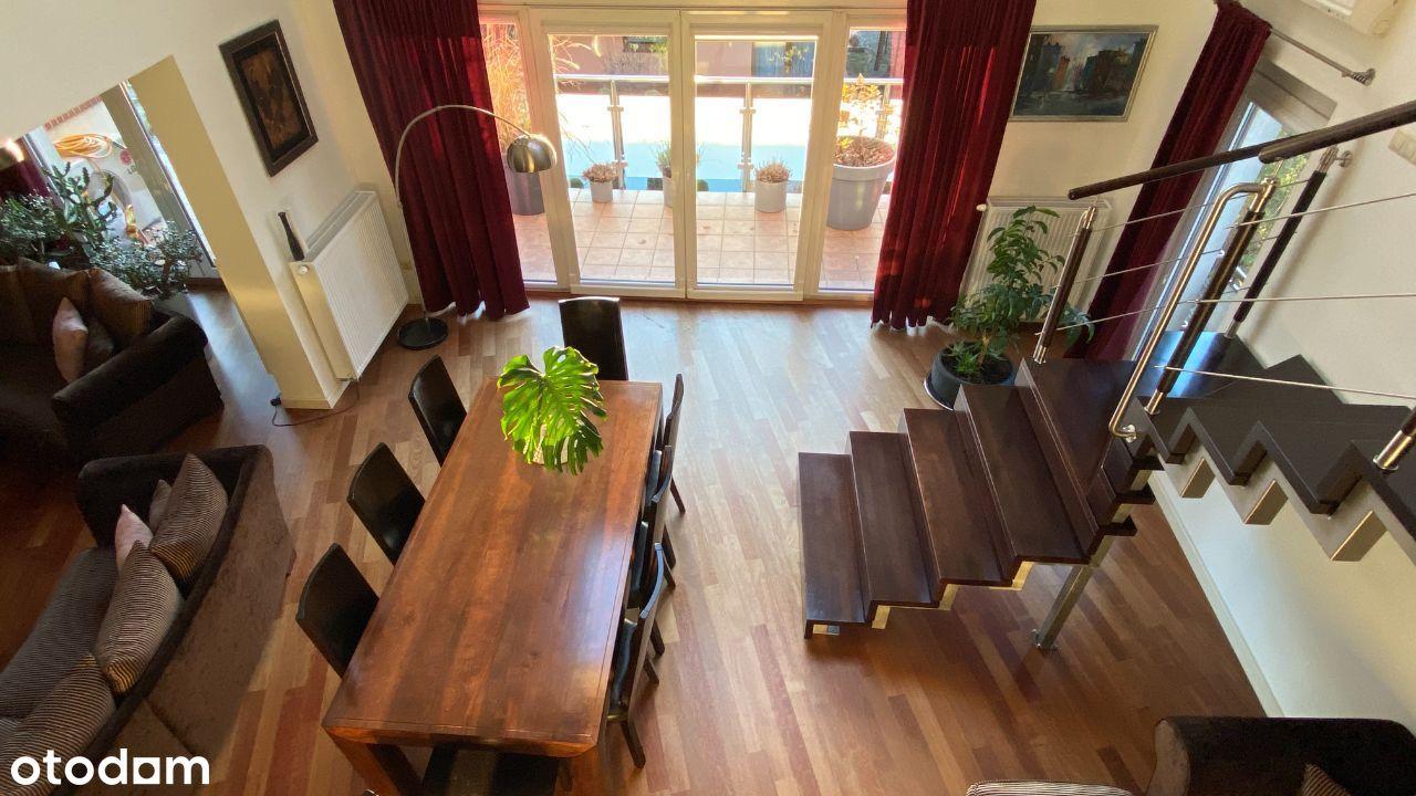3-poziomowy apartament, GARAŻ W CENIE widok na las