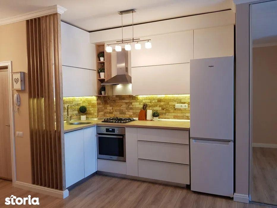 Apartament cu 2 camere de vânzare în Iris