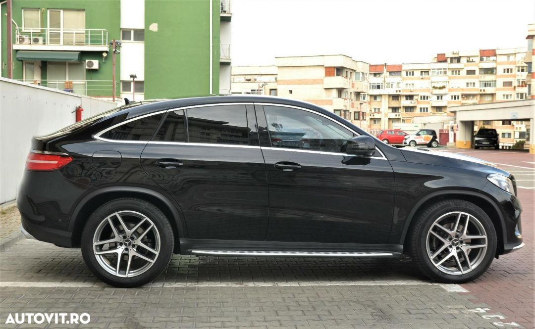 Mercedes-Benz GLE Coupe - 8