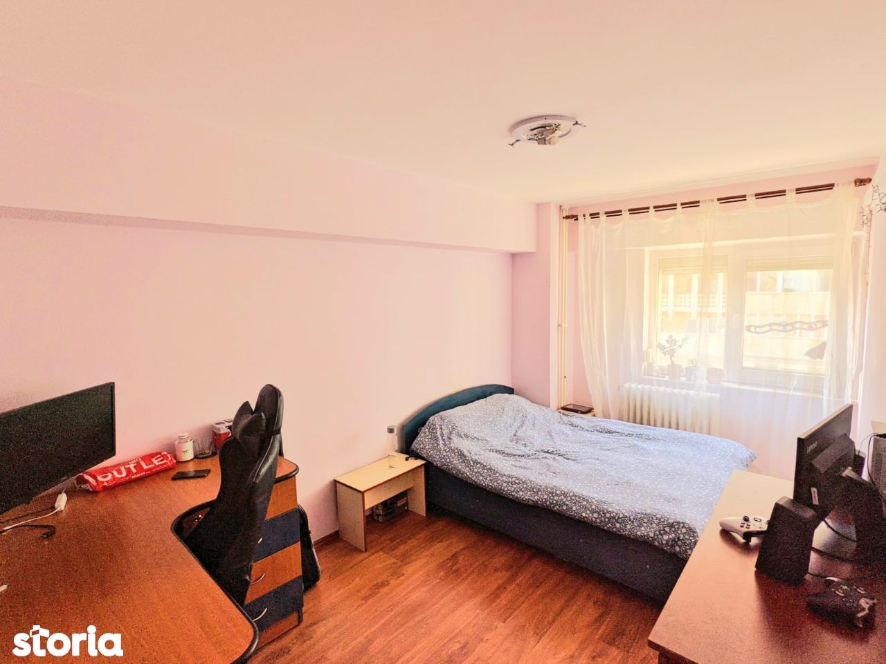 Ultracentral apartament 4 camere de inchiriat