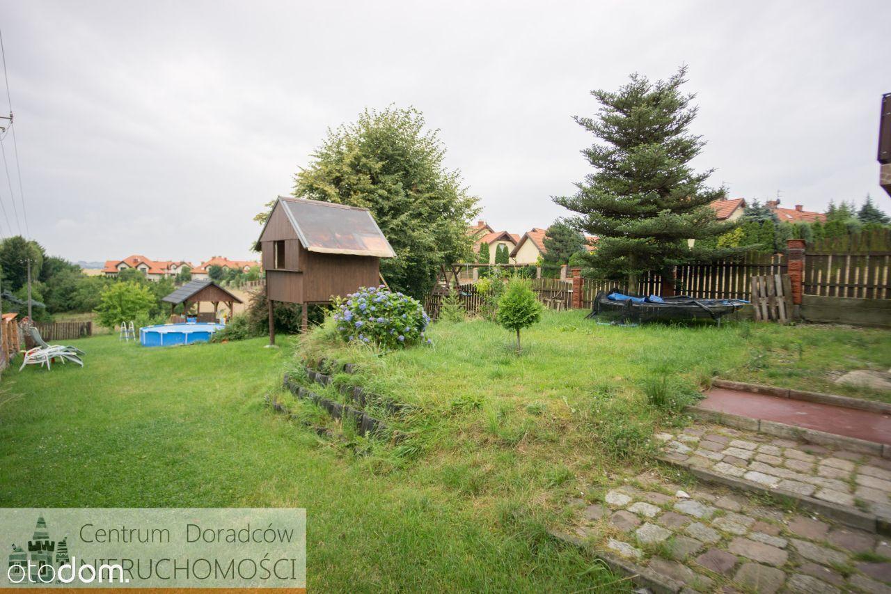 Dom 150m^2 z ogrodem 28 arów Michałowice-Komora