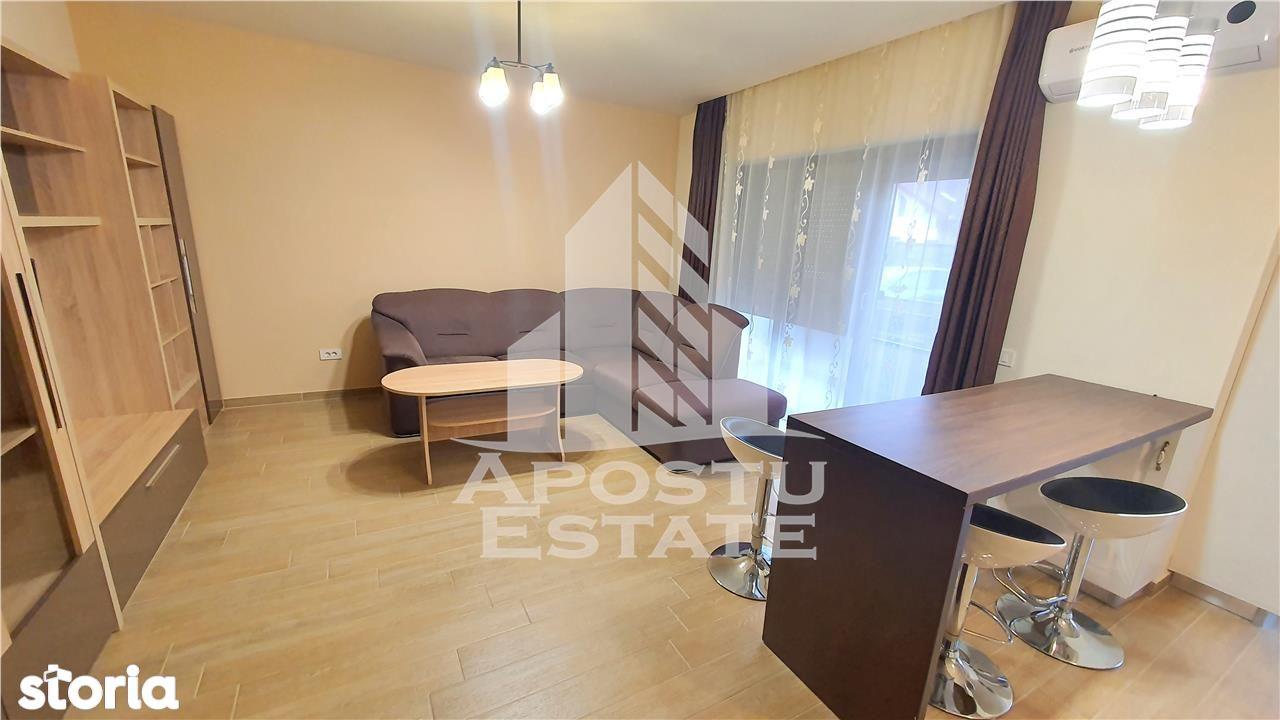 Apartament 2 camere, Dumbravita zona Kauflant, centrala proprie