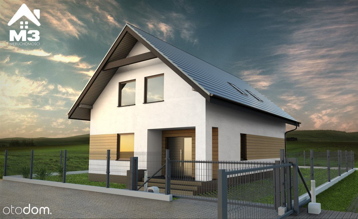 Dom Nowa Huta Kraków 131 m2, działka 434 m2