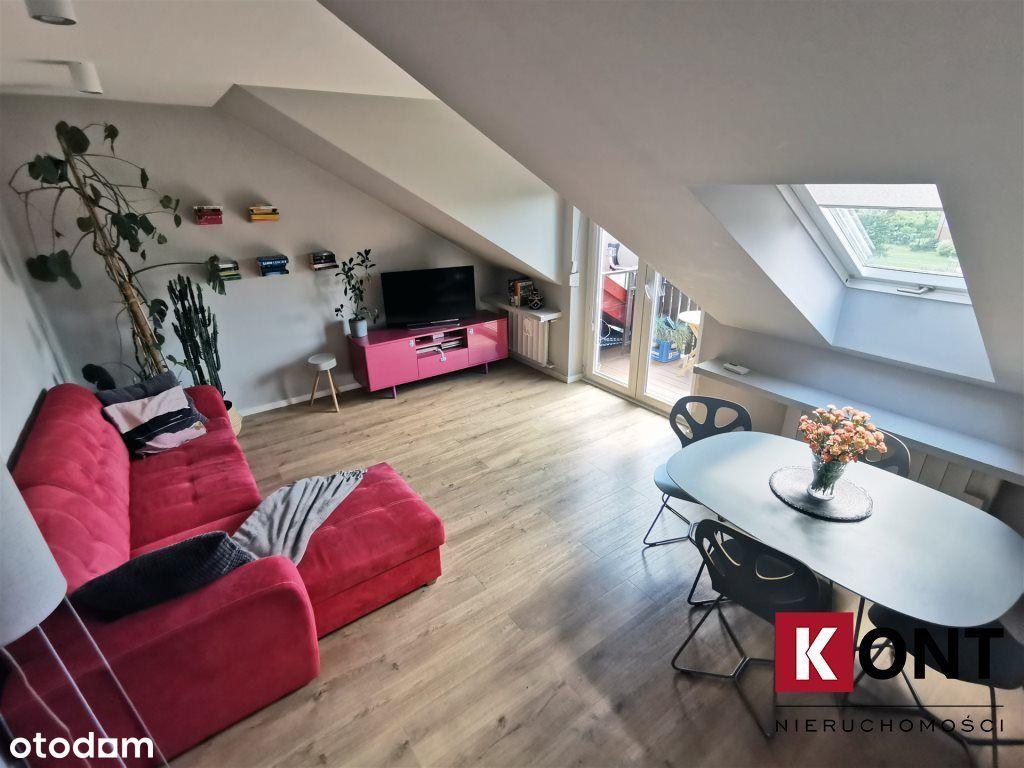 Kraków/ Kliny/ 49 m2/ 2-pokojowe/ garaż/ balkon